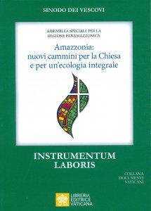 Copertina di 'Amazzonia: nuovi cammini per la Chiesa e per un'ecologia integrale'