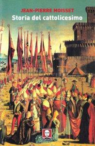 Copertina di 'Storia del cattolicesimo'