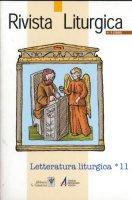 Letteratura liturgica vol.11