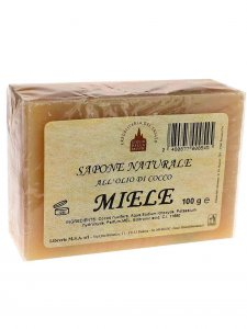 Copertina di 'Sapone al miele 100 gr.'