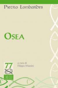 Copertina di 'Osea'