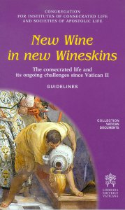 Copertina di 'New wine in new wineskins'