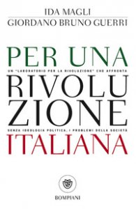 Copertina di 'Per una rivoluzione italiana'