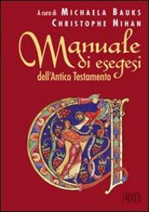 Copertina di 'Manuale di esegesi dell'Antico Testamento'