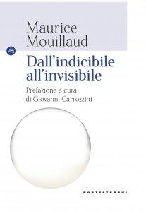 Copertina di 'Dall'indicibile all'invisibile'