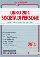 Unico Società di persone 2014 - Pantoni,  Sabbatini