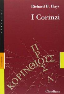 Copertina di 'I Corinzi'