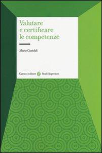 Copertina di 'Valutare e certificare le competenze'