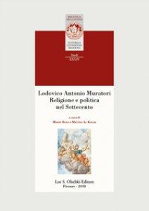 Copertina di 'Lodovico Antonio Muratori. Religione e politica nel Settecento'