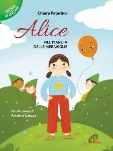 Copertina di 'Alice nel pianeta delle meraviglie'