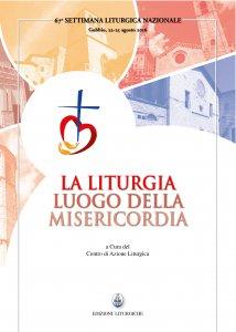 Copertina di 'Liturgia luogo della misericordia'
