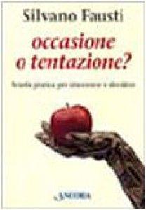 Copertina di 'Occasione o tentazione?'