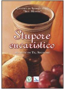 Copertina di 'Stupore eucaristico'