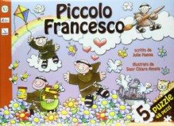 Copertina di 'Piccolo Francesco'