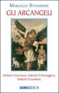 Copertina di 'Gli arcangeli'