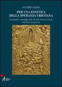 Copertina di 'Per un'estetica della presenza cristiana'
