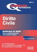 I Quaderni dell'aspirante Avvocato - Diritto Civile - Redazioni Edizioni Simone