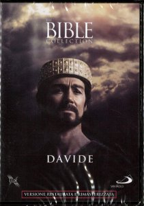 Copertina di 'Davide - The Bible Collection'
