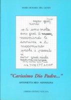 «Carissimo Dio Padre»... Antonietta Meo-Nennolina - Del Genio M. Rosaria