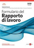 Formulario del rapporto di lavoro 2018 con CD - Gabriele Bonati