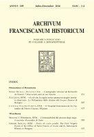 L'autographe retrouvé de Bernardin de Sienne - Sophie Delmas, Francesco Siri