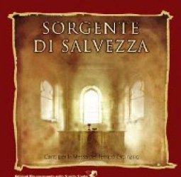Copertina di 'Sorgente di salvezza - CD'