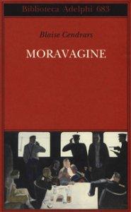 Copertina di 'Moravagine'