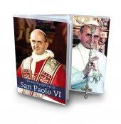 Libretto di preghiere di papa San Paolo VI e rosario - italiano