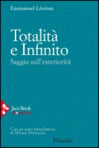 Copertina di 'Totalità e infinito'