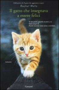 Copertina di 'Il gatto che insegnava a essere felici'
