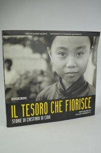 Copertina di 'Il tesoro che fiorisce. Storie di cristiani in Cina'