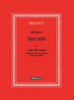 Opere scelte - Mancini Italo