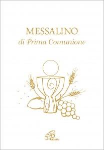 Copertina di 'Messalino di Prima Comunione'