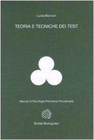 Teoria e tecniche dei test - Boncori Lucia