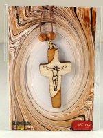 Immagine di 'Croce di San Francesco con laccio - altezza 5 cm'
