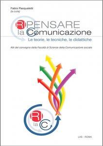 Copertina di 'Ripensare la comunicazione'