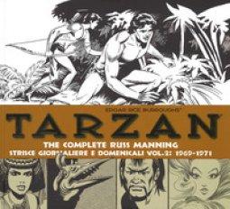 Copertina di 'Tarzan. Strisce giornaliere e domenicali'