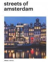 Mendo. Streets of Amsterdam. Ediz. inglese, tedesca e francese
