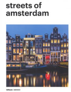 Copertina di 'Mendo. Streets of Amsterdam. Ediz. inglese, tedesca e francese'