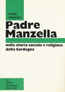 Copertina di 'Padre Manzella nella storia sociale e religiosa della Sardegna'