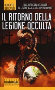 Copertina di 'Il ritorno della legione occulta. Il re dei giudei'
