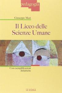 Copertina di 'Liceo delle Scienze Umane. Con esemplificazioni didattiche. (Il)'