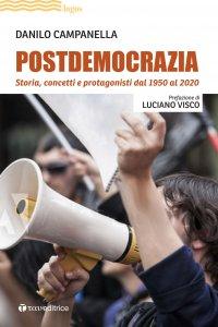 Copertina di 'Postdemocrazia'