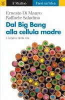 Dal Big Bang alla cellula madre - Ernesto Di Mauro, Raffaele Saladino