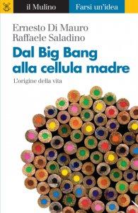Copertina di 'Dal Big Bang alla cellula madre'