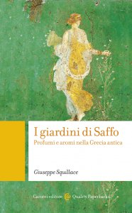 Copertina di 'I giardini di Saffo'