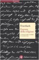 Essenza della religione - Feuerbach Ludwig