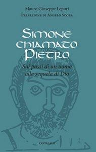 Copertina di 'Simone chiamato Pietro'