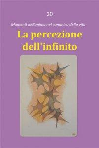 Copertina di 'La percezione dell'infinito'