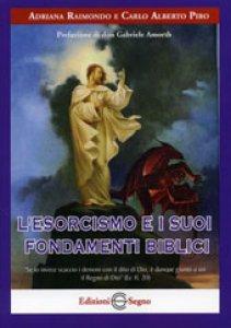 Copertina di 'L' esorcismo e i suoi fondamenti biblici'